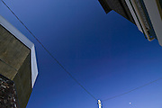 Sky and Street scape in Surry Hills Sydney Australia