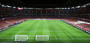 Emirates stadium during the Champions League match between Arsenal and Dinamo Zagreb at the Emirates Stadium, London, England on 24 November 2015. Photo by Matthew Redman.