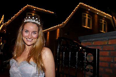 NLD/Volendam/20081221 - Housewarming feest Jan Smit en partner Yolanthe Cabau van Kasbergen, Lieke van Lexmond