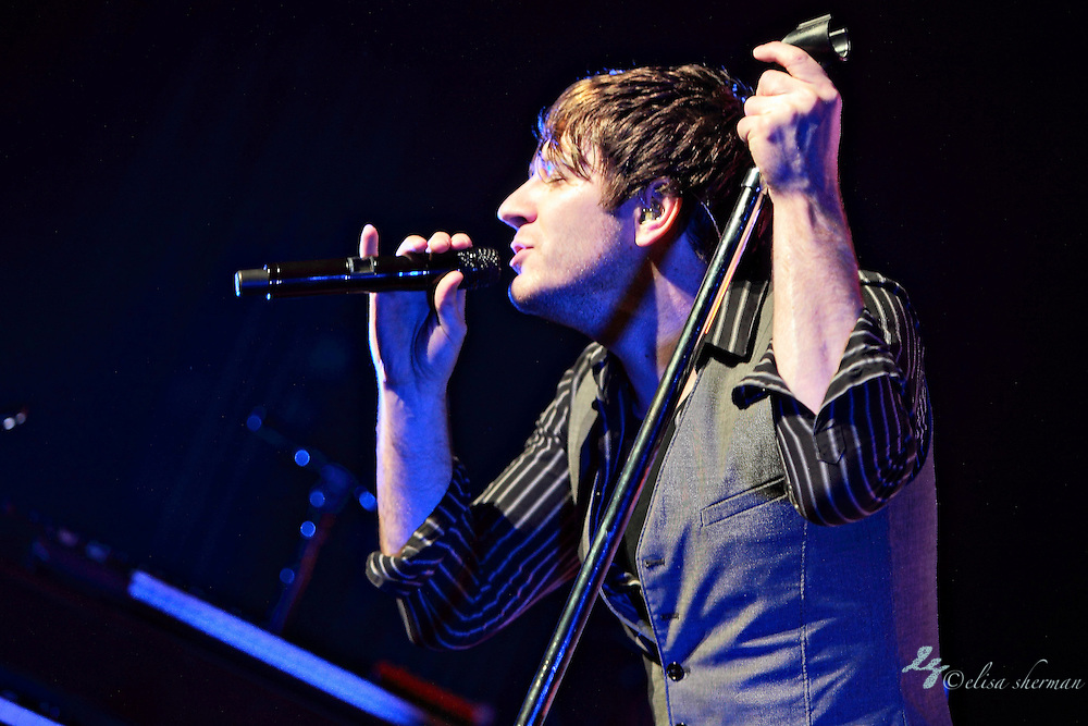 Owl City performs July 15, 2011 at the Parmount Theatre in Seattle, Washington
