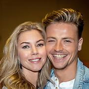 NLD/Aalsmeer/20190902 - fotomoment Dancing with the Stars 2019, Anouk Hoogendijk & Jesse Wijnans