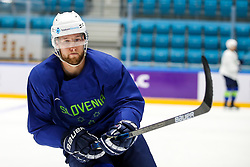 Robert Sabolic at ice hockey practice one day before at IIHF World Championship DIV. I Group A Kazakhstan 2019, on April 28, 2019 in Barys Arena, Nur-Sultan, Kazakhstan. Photo by Matic Klansek Velej / Sportida