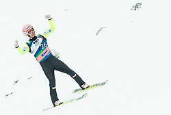 Stefan Kraft of Austria during Ski Flying Individual Competition at Day 4 of FIS World Cup Ski Jumping Final, on March 22, 2015 in Planica, Slovenia. Photo by Vid Ponikvar / Sportida