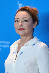 Catherine Frot attending the Sage Femme (The Mid Wife) Photocall during the 67th Berlin International Film Festival (Berlinale) in Berlin, Germany on Februay 14, 2017. Photo by Aurore Marechal/ABACAPRESS.COM