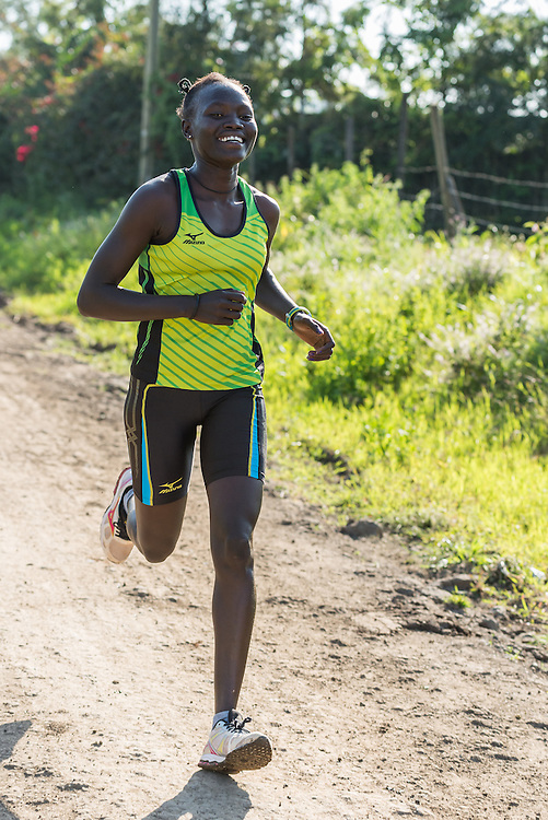 South Sudanese refugee, Rose Nathike Lokonyen, selected for Refugee Olympic Team at Olympic Games Rio 2016