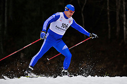 MAKAMEDINOV Alfis, RUS at the 2014 IPC Nordic Skiing World Cup Finals - Long Distance