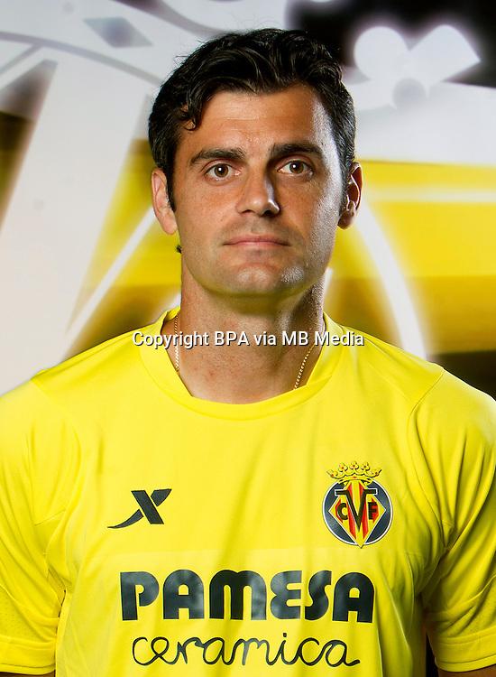 Spain - La Liga BBVA  2014-2015 / <br /> ( Villarreal C.F. ) - <br /> Jose Antonio Dorado Ramirez &quot; Chechu Dorado &quot;