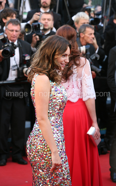 Kelly Brook at the Killing Them Softly gala screening at the 65th Cannes Film Festival France. Tuesday 22nd May 2012 in Cannes Film Festival, France.