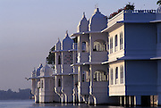Lake Pichola and the Lake Palace Hotel, Udaipur, Rajasthan