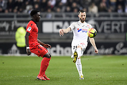 February 23, 2019 - Amiens, France - 26 ERIK PIETERS  (Credit Image: © Panoramic via ZUMA Press)