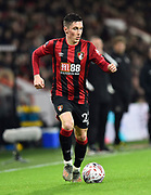 Harry Wilson (22) of AFC Bournemouth during the The FA Cup match between Bournemouth and Luton Town at the Vitality Stadium, Bournemouth, England on 4 January 2020.