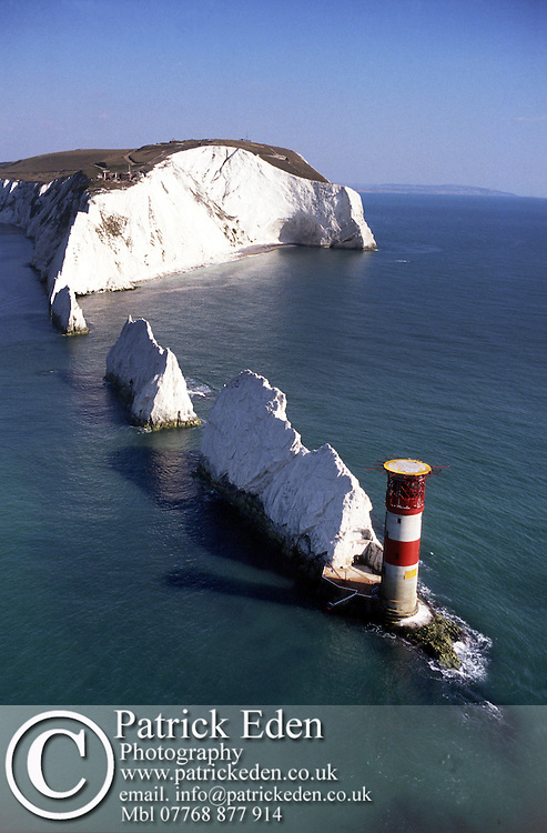 The Needles Aerial Photographs of the Isle of Wight by photographer Patrick Eden photography photograph canvas canvases