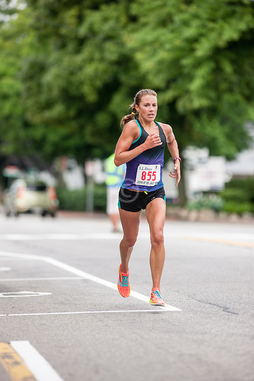 LL Bean Fourth of July 10K road race: Michelle Lilienthal wins
