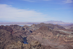 Hoover  Dam Area - Early Summer