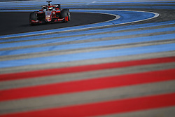 March 6, 2018 - Le Castellet, France - SEAN GELAEL of Indonesia and Prema Racing drives during the 2018 Formula 2 pre season testing at Circuit Paul Ricard in Le Castellet, France. (Credit Image: © James Gasperotti via ZUMA Wire)