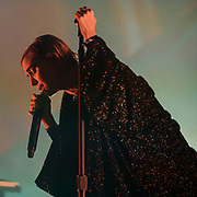 Lykke Li performs at the Lincoln Theater in Washington, D.C. Photo by Kyle Gustafson.