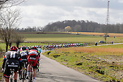 BELGIUM  / BELGIE / BELGIQUE / HARELBEKE / CYCLING / WIELRENNEN / CYCLISME / KLASSIEKER / 59TH RECORD BANK E3 HARELBEKE / UCI WORLD TOUR / UCI WORLDTOUR /  HARELBEKE TO HARELBEKE 206 KM / LANDSCAPE / LANDSCHAP / PELETON /