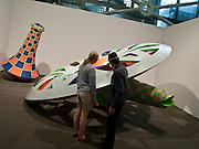 Visitors at ART BASEL 2011. © Romano P. Riedo