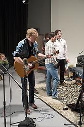 David Mosey & MJ, with host David Cusick at OPB Studios