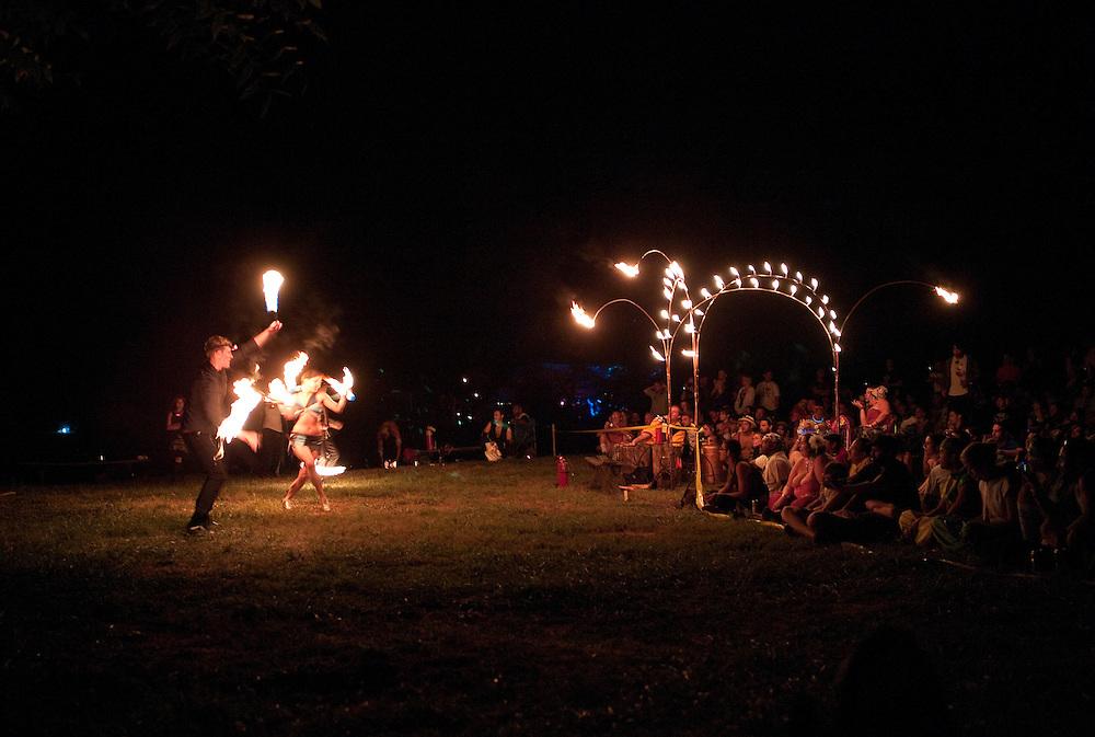 Firedancers