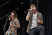 Hands Like Houses perform on May 3, 2019 at Metropolitan Park in Jacksonville, Florida (Photo: Charlie Steffens/Gnarlyfotos)