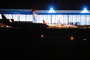 Derde Boeing 737 MAX 8 van Tui aan de grond op Schiphol