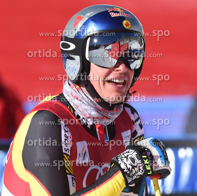 02.12.2015, Birds of Prey Course, Beaver Creek, USA, FIS Weltcup Ski Alpin, Beaver Creek, Herren, Abfahrt, 1. Trainingslauf, im Bild Erik Guay (CAN) // Erik Guay of Canada in action during the 1st Practice run of mens downhill of the Beaver Creek FIS Ski Alpine World Cup at the Birds of Prey Course in Beaver Creek, United States on 2015/12/02. EXPA Pictures © 2015, PhotoCredit: EXPA/ Erich Spiess