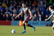 Leeds United midfielder Jack Harrison (22), on loan from Manchester City,  during the EFL Sky Bet Championship match between Queens Park Rangers and Leeds United at the Kiyan Prince Foundation Stadium, London, England on 18 January 2020.