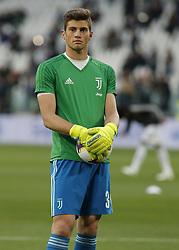 May 3, 2019 - Turin, ITA, Italy - Mattia Del Favero during Serie A match between Juventus v Torino, in Turin, on May 3, 2019  (Credit Image: © Loris Roselli/NurPhoto via ZUMA Press)