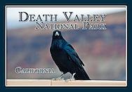 Death Valley National Park souvenir magnets