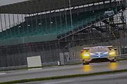 Ford Chip Ganassi Team UK | Ford GT | with drivers William Johnson, Stefan Mücke, Olivier Pla | 2016 FIA World Endurance Championship | Silverstone Circuit | England |17 April 2016. Photo by Jurek Biegus.