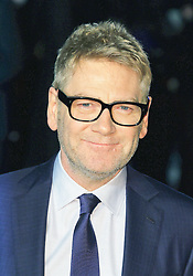 © Licensed to London News Pictures. 20/01/2014, UK. Kenneth Branagh, Jack Ryan: Shadow Recruit - European Film Premiere, Vue West End, Leicester Square, London UK, 20 January 2014. Photo credit : Richard Goldschmidt/Piqtured/LNP