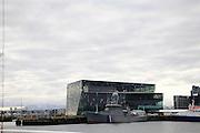 Iceland, Reykjavik, the harbour