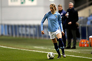 Manchester City forward Janine Beckie (11) during the FA Women's Super League match between Manchester City Women and Everton Women at the Sport City Academy Stadium, Manchester, United Kingdom on 20 February 2019.
