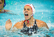 CRAIG Kami USA.USA - SPAIN .Water Polo Women GOLD final .London 2012 Olympics - Olimpiadi Londra 2012.day 14 Aug.9.Photo G.Scala/Deepbluemedia.eu/Insidefoto