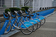 Vancouver bicycles for public use
