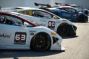 October 1-3, 2014 : Lamborghini Super Trofeo at Road Atlanta. #80 Dylan Murcott, Matt McMurry, Matt McMurry, Mitchum Motorsports, Lamborghini of Palm Beach