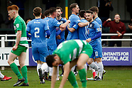North Ferriby United  FC 1-3 Stockport County FC 7.4.18