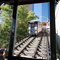 Angels Flight  funicular railway