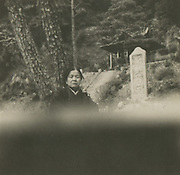 """Japanese Vernacular or """"Found Photograph"""": <br /> <br /> Grandmother at temple<br /> 1930s<br /> Anonymous<br /> <br /> - Vintage original gelatin silver print. <br /> - Size: 2 1/2 in. x 2 1/2 in. (65 mm x 65 mm).<br /> <br /> Price ¥6500 JPY<br /> <br /> <br /> <br /> <br /> <br /> <br /> <br /> <br /> <br /> <br /> <br /> <br /> <br /> <br /> <br /> <br /> <br /> <br /> <br /> <br /> <br /> <br /> <br /> <br /> <br /> <br /> <br /> <br /> <br /> <br /> <br /> <br /> <br /> <br /> <br /> <br /> <br /> <br /> <br /> <br /> <br /> <br /> <br /> <br /> <br /> <br /> <br /> <br /> <br /> <br /> <br /> <br /> <br /> <br /> <br /> <br /> <br /> <br /> <br /> <br /> <br /> <br /> <br /> <br /> <br /> <br /> <br /> <br /> <br /> <br /> <br /> <br /> <br /> <br /> <br /> <br /> <br /> <br /> <br /> <br /> <br /> <br /> ."""