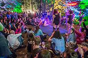 Weird wrestling in the Faraway Fringe - The 2017 Latitude Festival, Henham Park. Suffolk 15 July 2017