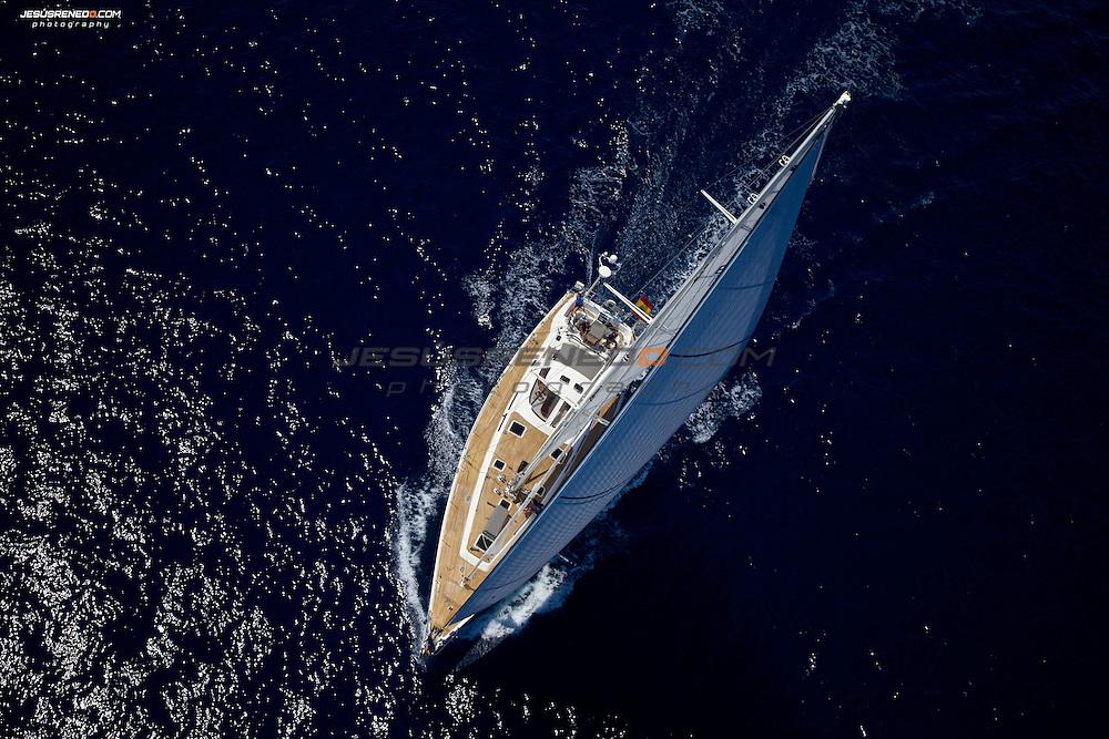 Aerial images Mallorca