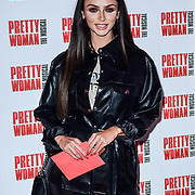 Kady McDermott attend Pretty Woman The Musical press night at Piccadilly Theatre on 2nd March 2020, London, UK.