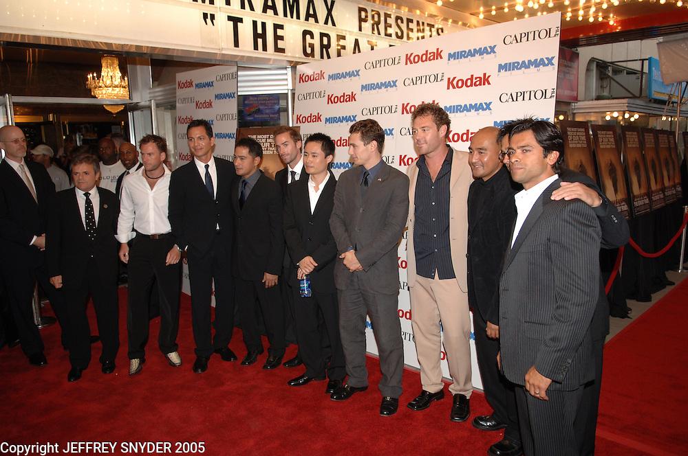 The Great Raid World Premiere
