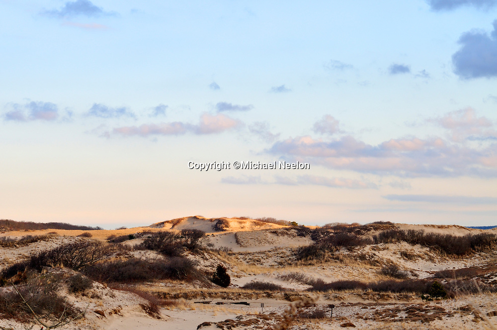 Sandy Neck Beach Dunes,  Barnstable Cape Cod