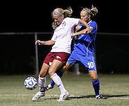 OC Women's Soccer vs Southwestern Christian SS - 9/25/2012