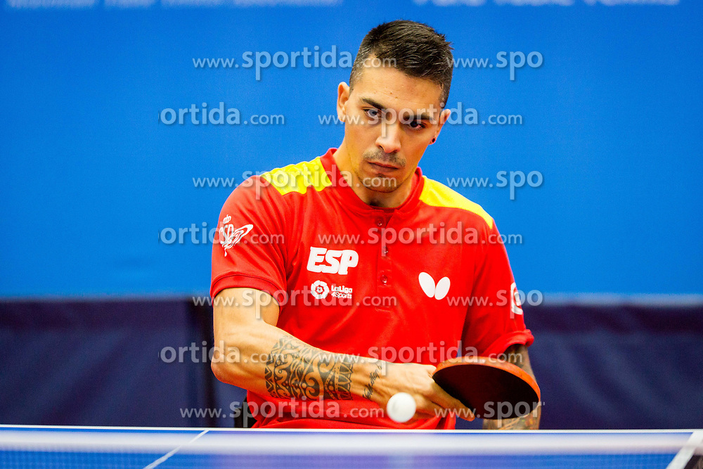 RODRIGUEZ Roberto Eder during day 1 of 15th EPINT tournament - European Table Tennis Championships for the Disabled 2017, at Arena Tri Lilije, Lasko, Slovenia, on September 28, 2017. Photo by Ziga Zupan / Sportida