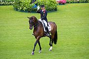 Carl Hester - Nip Tuck<br /> FEI European Championships Aachen 2015<br /> © DigiShots