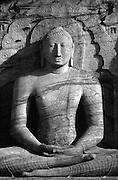 Gal Vihara at Polonnaruwa.