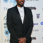 Josh Clarke Arrives at London Football Awards 2018 at Battersea Evolution on 1st March 2018,  London, UK.